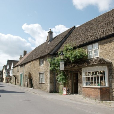Lacock Village & Abbey