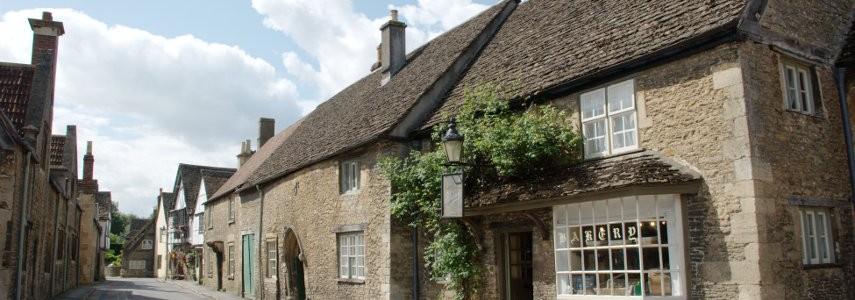 Lacock Village & Abbey
