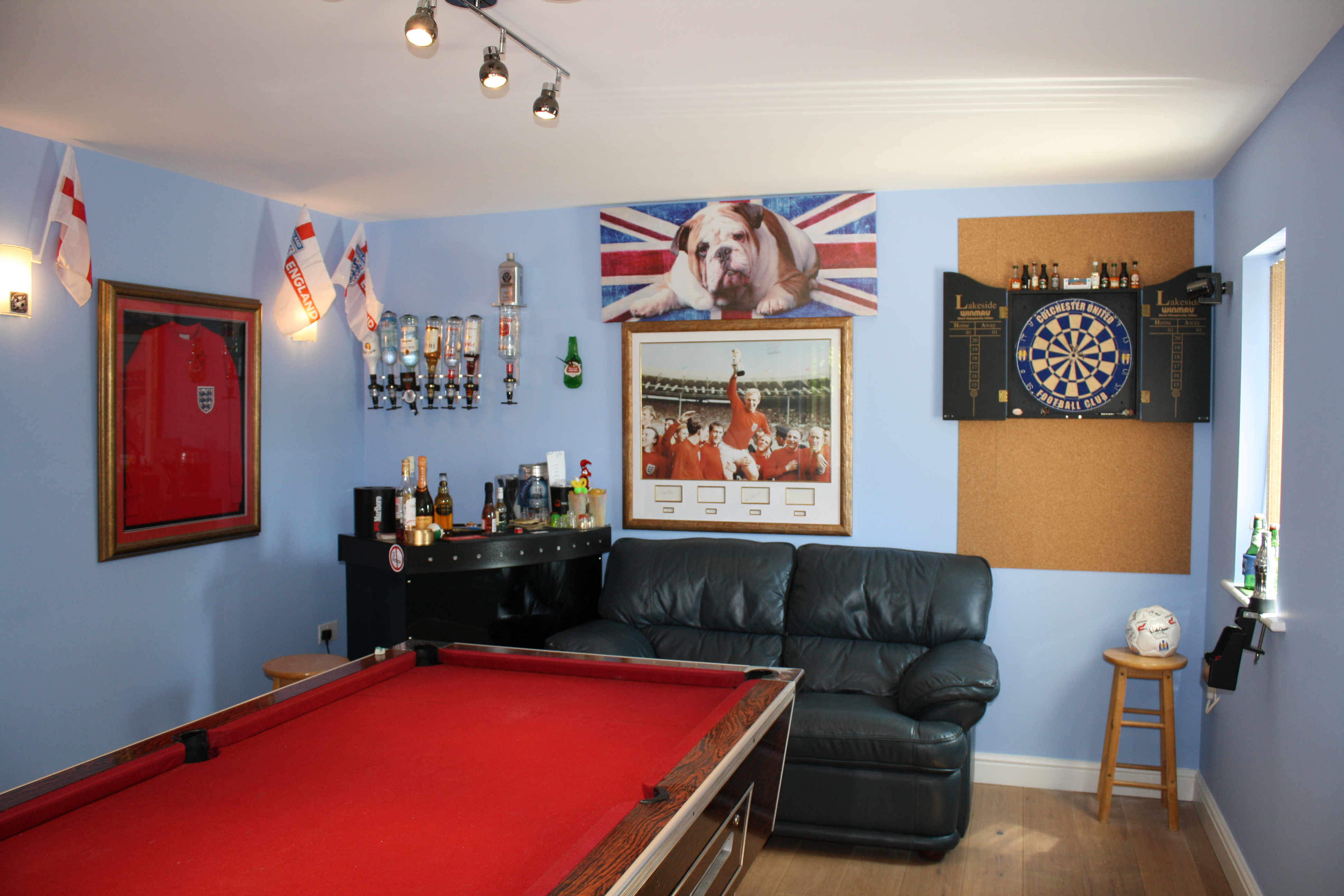 Sports Room. Portfolio Sports Room